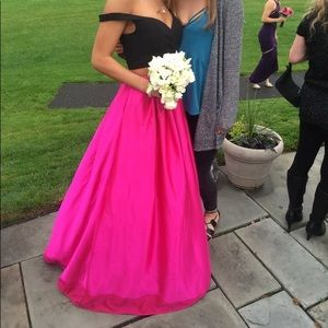 Sherri hill 2016 spring collection dress
